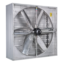 Blet Drive AC Exhaust Fan