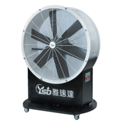 Positive Pressure Fan(Inverter Portable)